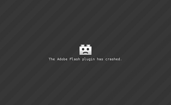 Sites em flash