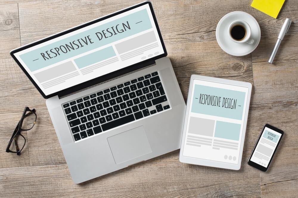 criar um site responsivo