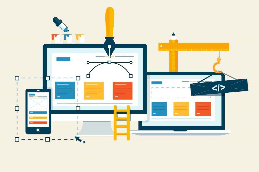 etapas criação de sites