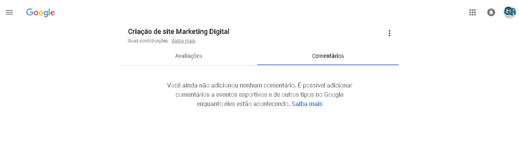 google-search-comentarios-web