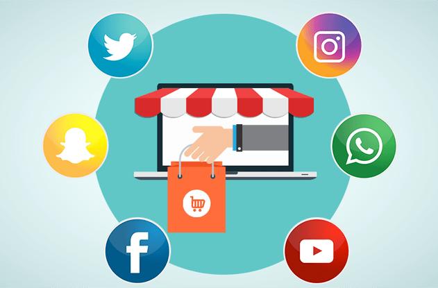 Publicidade em mídia social