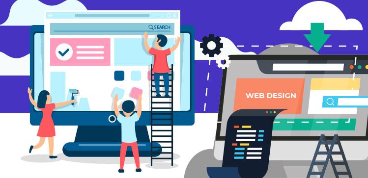 Etapas desenvolvimento de site, criação de sites processo