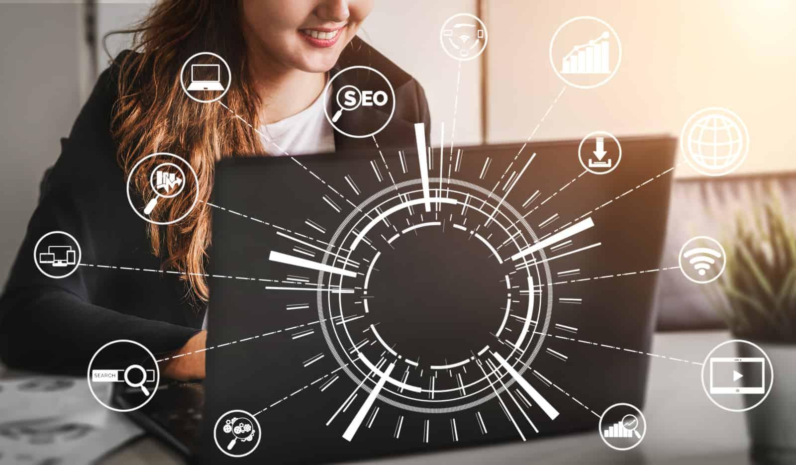marketing digital principais setores