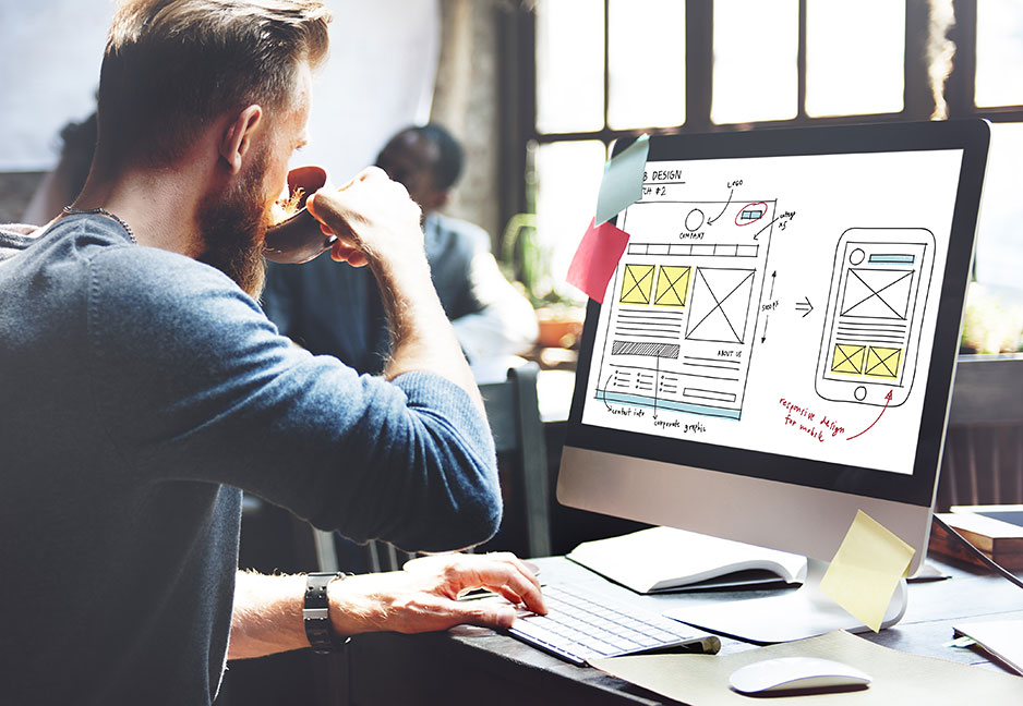 Designer gráfico vs. Web designer
