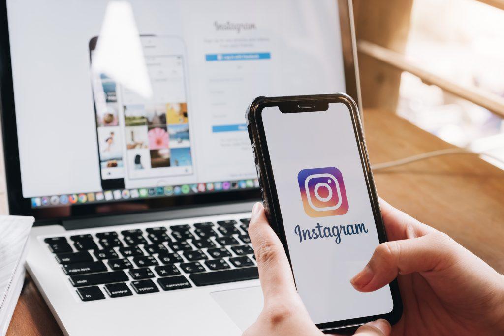 como desativar conta no Instagram