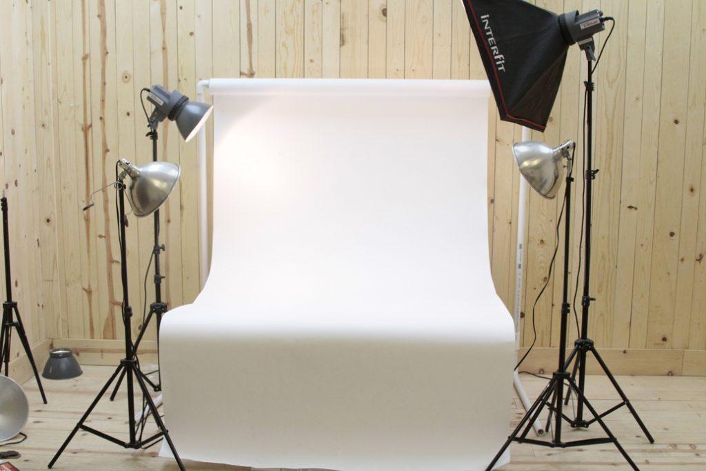 estudio caseiro para fotografia de produtos ecommerce